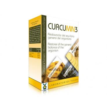 Curcumin 3 - Tegor - tienda vegana online