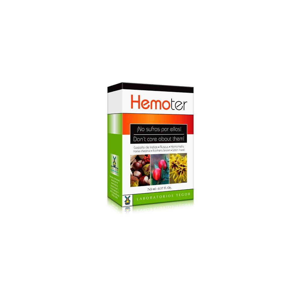 Hemoter - Tegor - tienda vegana online