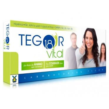 Tegor 18 Vital - Tegor - tienda vegana online