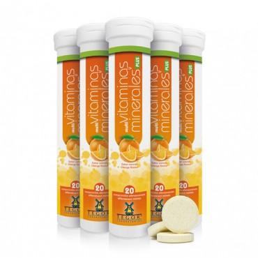 Multivitaminas y Minerales Plus - Tegor - tienda vegana online