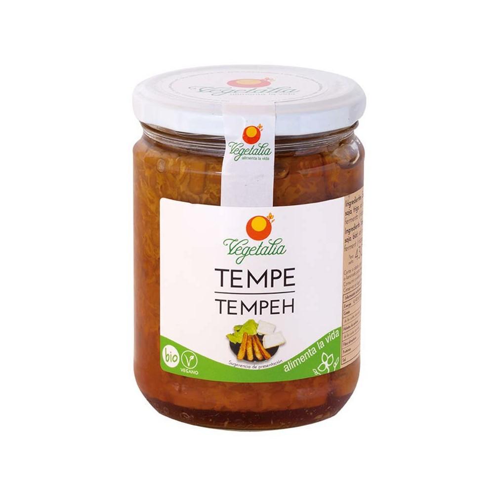 Tempe Estéril 250 g. Vegetalia - tienda vegana online