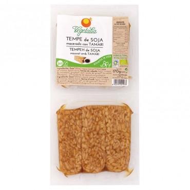 Tempe de Soja con Tamari - Vegetalia - tienda vegana online