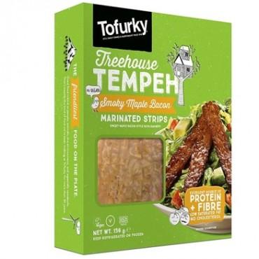 Tempeh Treehouse estilo Bacon - Tofurky - tienda vegana online