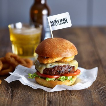 Moving Mountains Burger - tienda vegana online