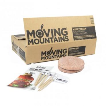 Mini Pork Burger - Moving Mountains - tienda vegana online