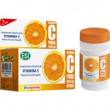 Vitamina C Pura 1000 mg - ESI - tienda vegana online
