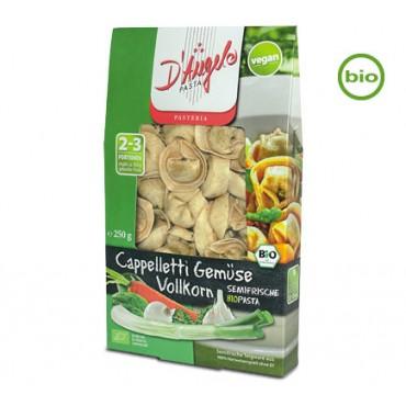 Cappelletti Integrales Rellenos de Verduras - D'Angelo - tienda vegana online