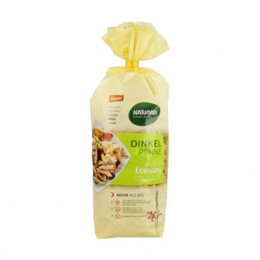 Macarrones Espelta 500 g. - Naturata - tienda vegana online