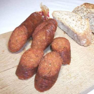 Chorizo Picante - Avus - tienda vegana online