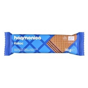Barquillo Coco y Chocolate - Harmónica