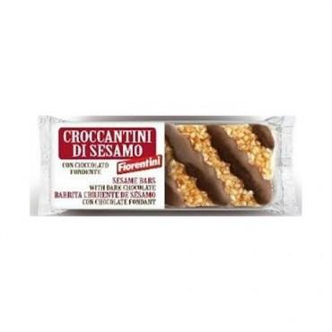 Barritas de Sésamo y Chocolate - Fiorentini - tienda vegana online