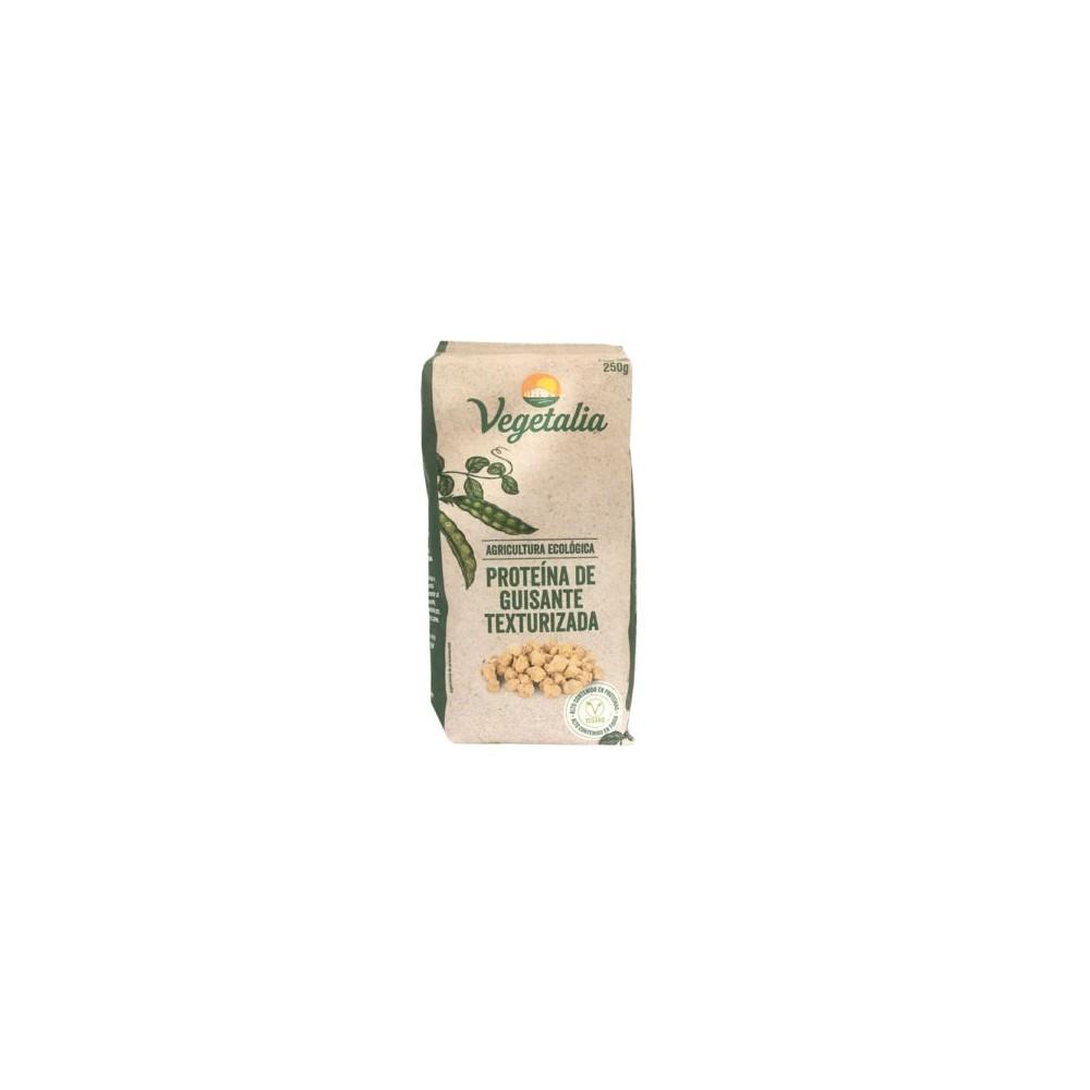 Proteína de Guisante Texturizada Bio 250 g. - Vegetalia - tienda vegana online