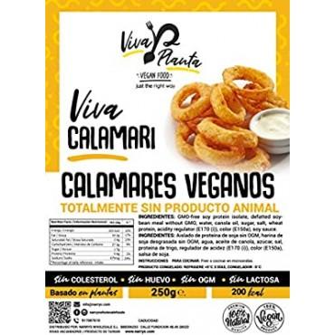 Calamares Veganos 250 g. - Viva Planta- tienda vegana online