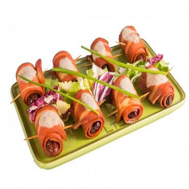 Bacon en lonchas 250 g. - Viva Planta - tienda vegana online
