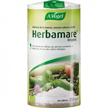 Sal Marina con Plantas Aromáticas - Herbamare - tienda vegana online