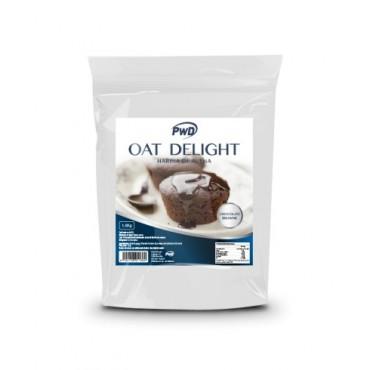 Harina de Avena sabor Brownie de Chocolate 1.5 kg. - PWD- tienda vegana online