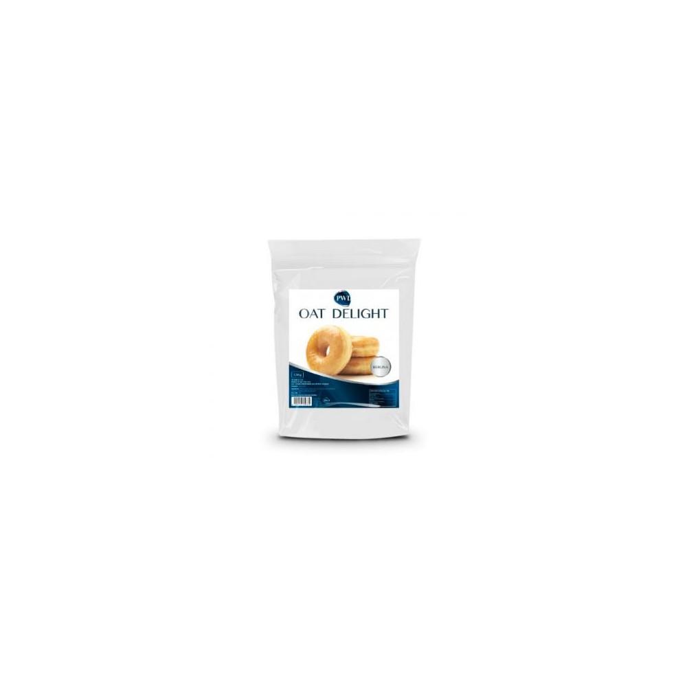 Harina de Avena sabor Berlina 1.5 kg. - PWD - tienda vegana online