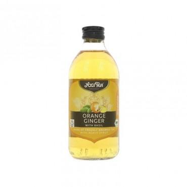 Yogi Tea Naranja y Jengibre 330 ml. - tienda vegana online