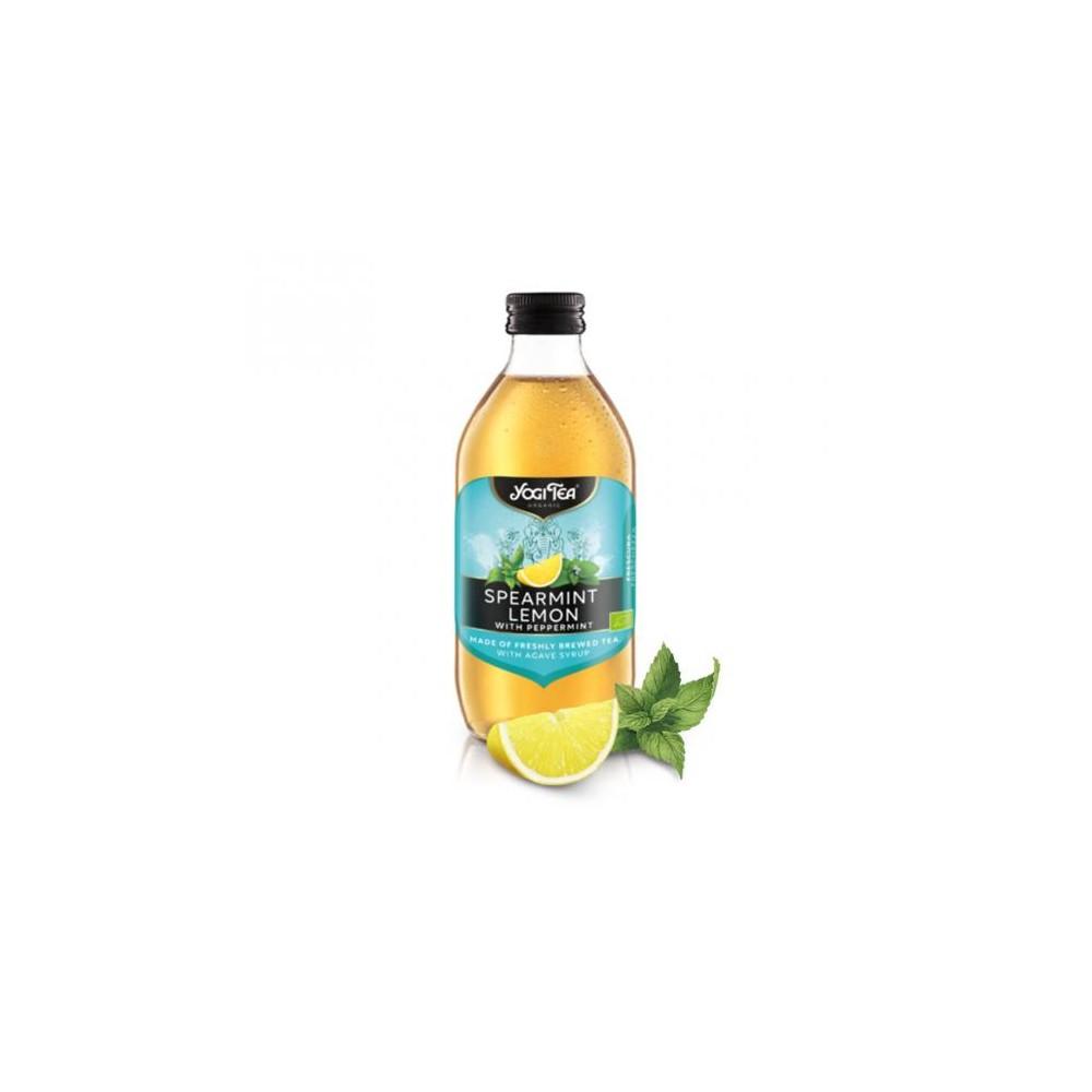 Yogi Tea Menta y Limón 330 ml. - tienda vegana online