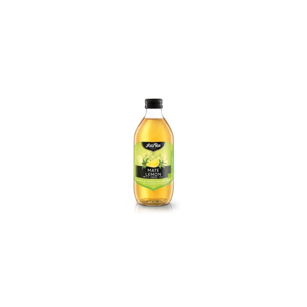 Yogi Tea Mate y Limón 330 ml. - tienda vegana online