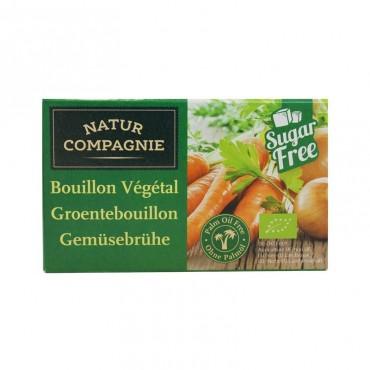Caldo Vegetal en Pastillas - Natur Compagnie - tienda vegana online