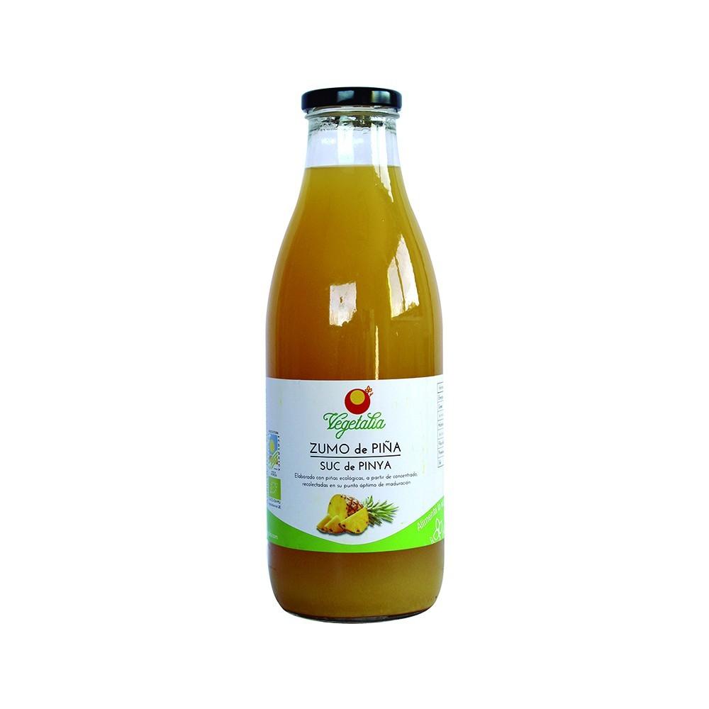 Zumo de Piña 1 litro - Vegetalia - tienda vegana online
