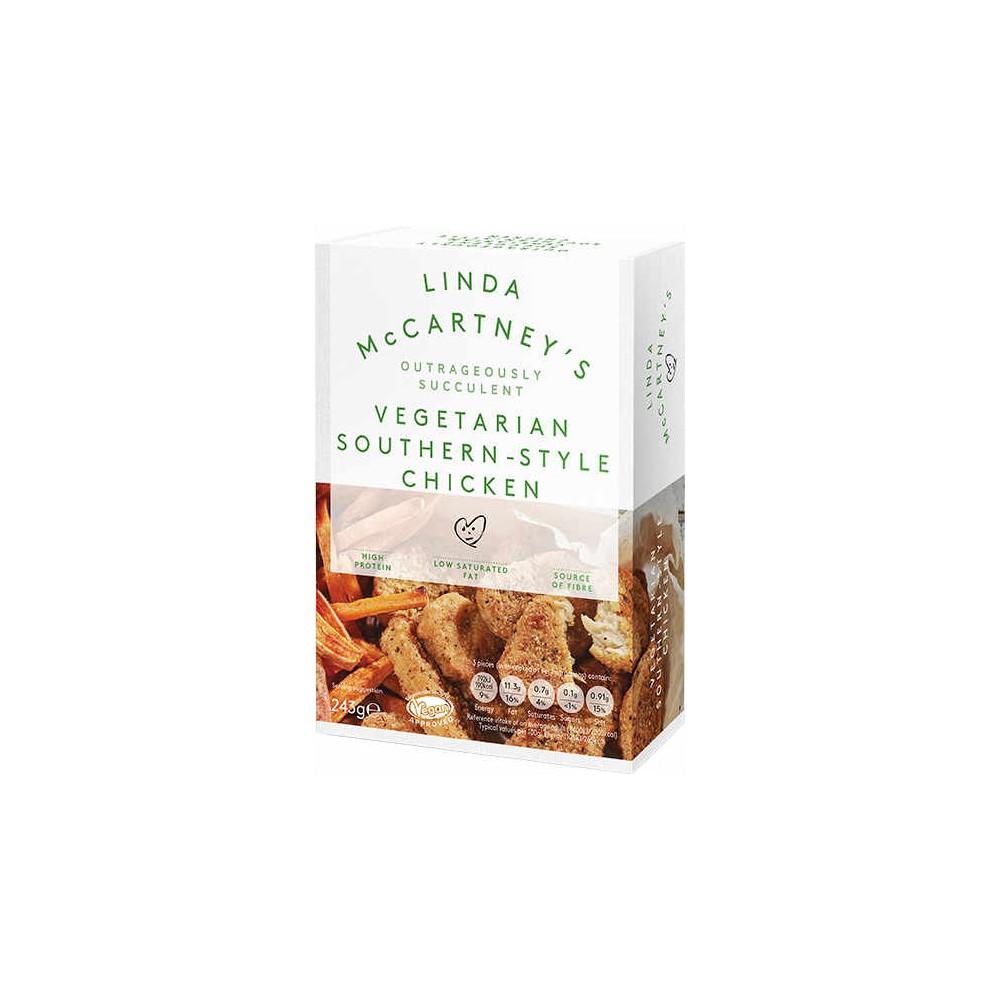 Tenders de Pollo Veganos - Linda McCartney - tienda vegana online