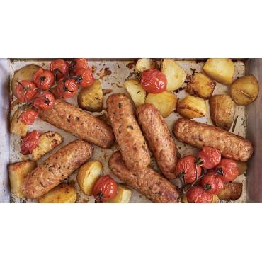 Salchichas Lincolnshire - Linda McCartney - tienda vegana online
