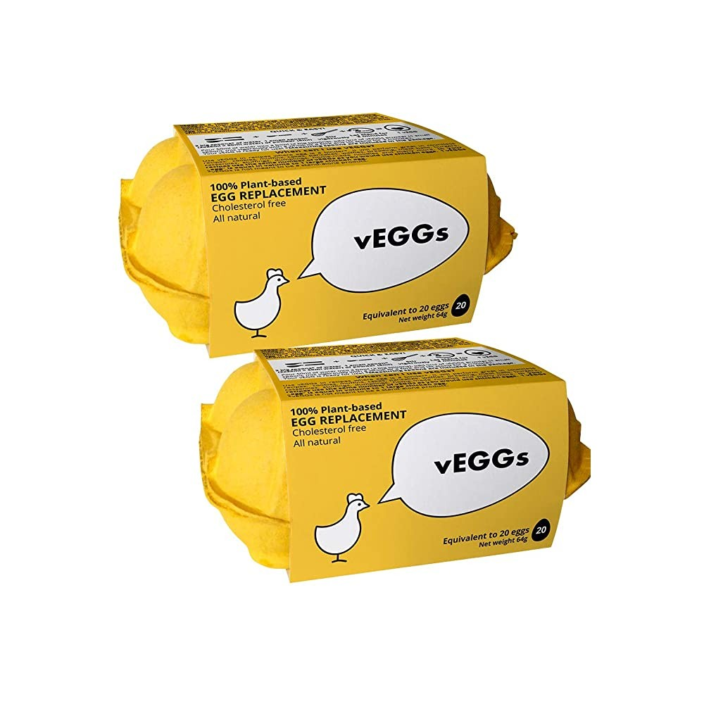Sustituto de Huevo vEGGs - tienda vegana online