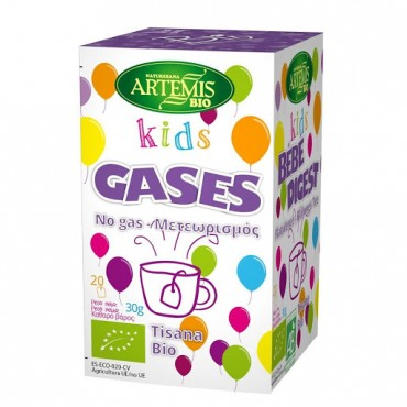 Kids Gases - Artemis - tienda vegana online