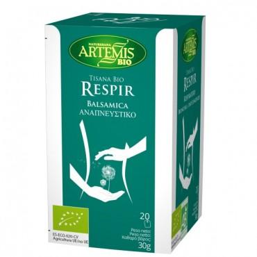 Tisana Bio Respir - Artemis - tienda vegana online