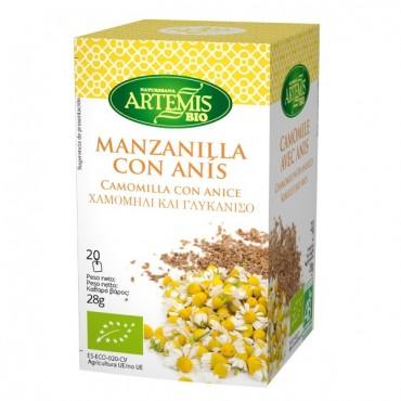 Manzanilla con Anís - Artemis - tienda vegana online