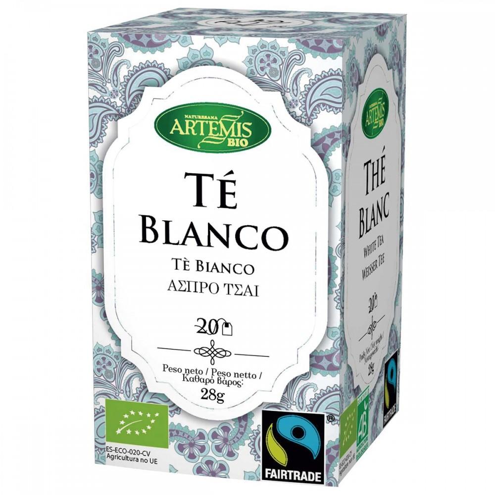 Té Blanco - Artemis - tienda vegana online
