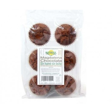 Magdalenas de Chocolate - Natudul - tienda vegana online