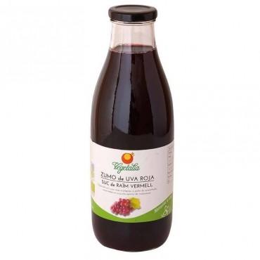 Zumo de Uva Roja Bio 1 litro - Vegetalia - tienda vegana online
