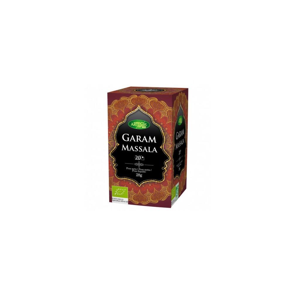 Garam Massala - Artemis - tienda vegana online
