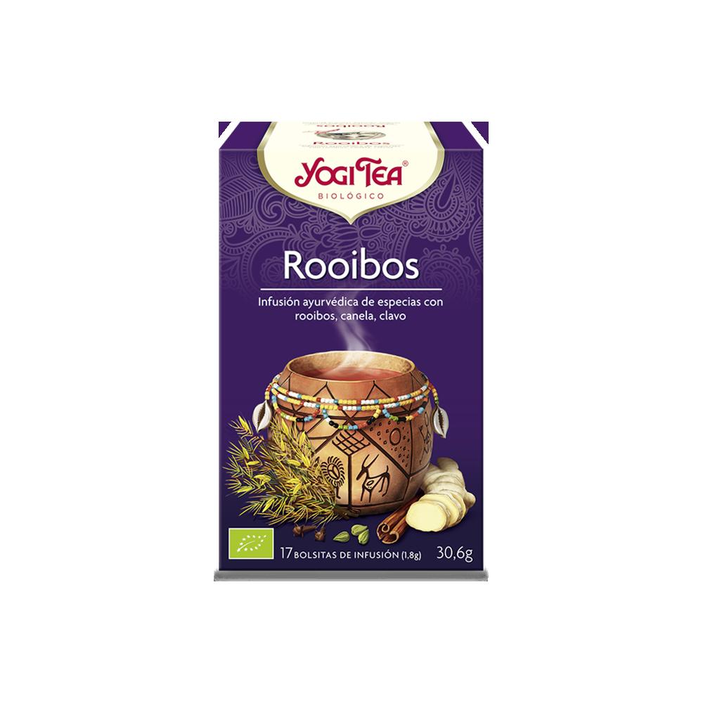 Rooibos - Yogi Tea - tienda vegana online