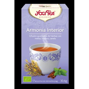 Armonía Interior - Yogi Tea - tienda vegana online