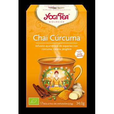 Chai Cúrcuma - Yogi Tea