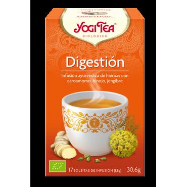 Digestión - Yogi Tea- tienda vegana online