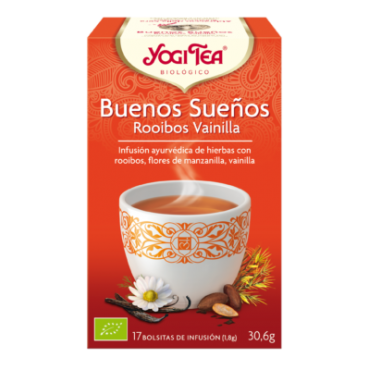 Buenos Sueños - Yogi Tea - tienda vegana online