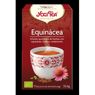 Equinácea - Yogi Tea - tienda vegana online