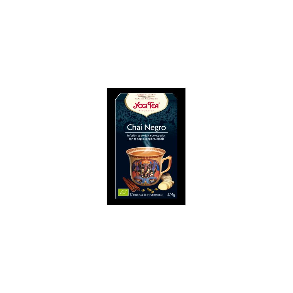 Chai Negro - Yogi Tea - tienda vegana online