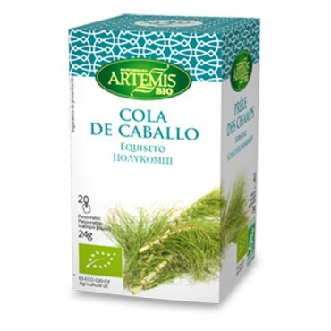 Cola de Caballo - Artemis - tienda vegana online