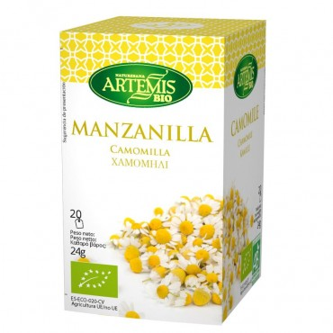 Manzanilla - Artemis - tienda vegana online