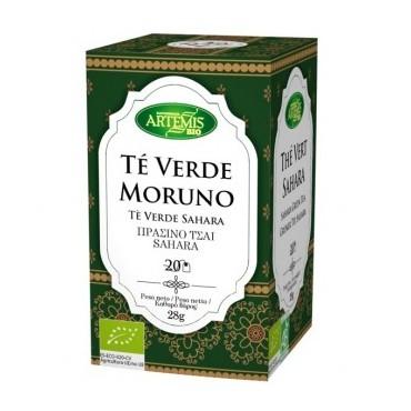 Té Verde Moruno - Artemis - tienda vegana online
