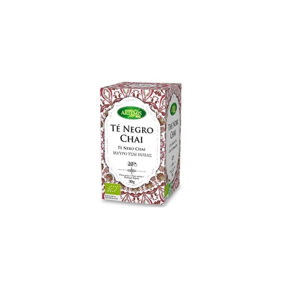 Té Negro Chai - Artemis - tienda vegana online