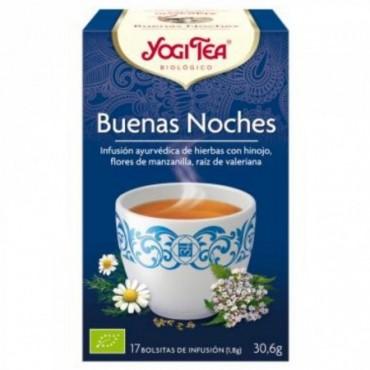 Buenos Sueños - Yogi Tea - tienda vegana