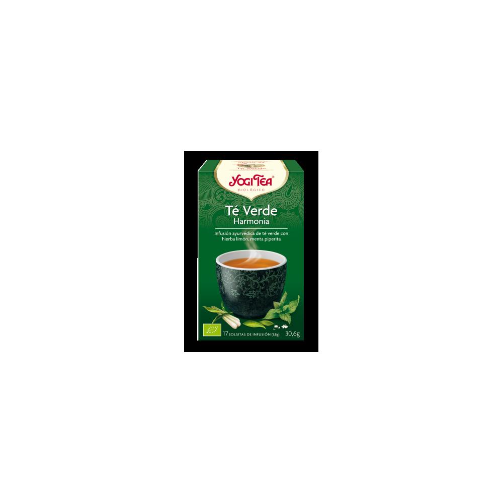 Té Verde Harmonía - Yogi Tea - tienda vegana online