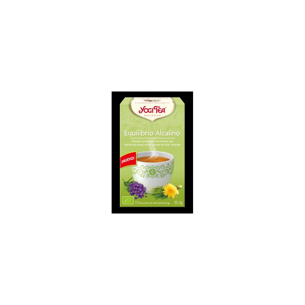 Equilibrio Alcalino - Yogi Tea - tienda vegana online
